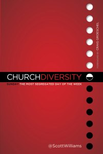 Church Diversity Book cover