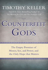 Counterfeit gods cover photo