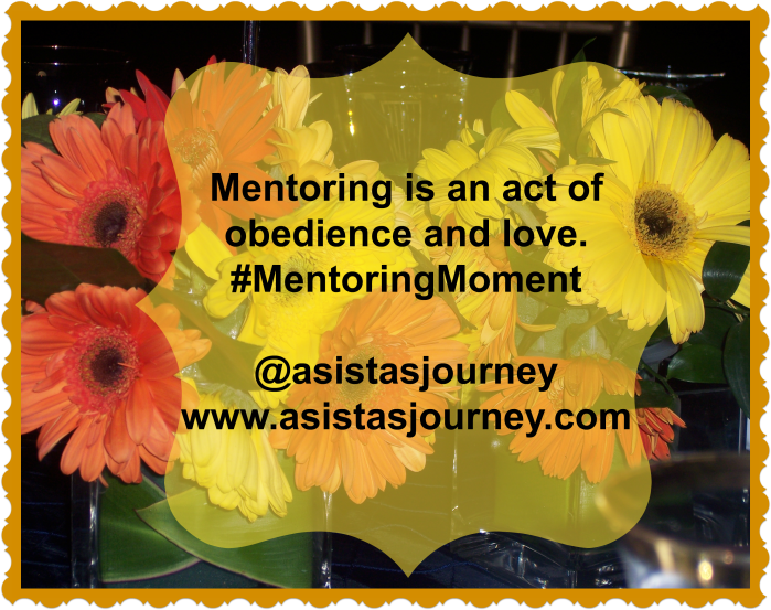 What Do You Get Out of Mentoring