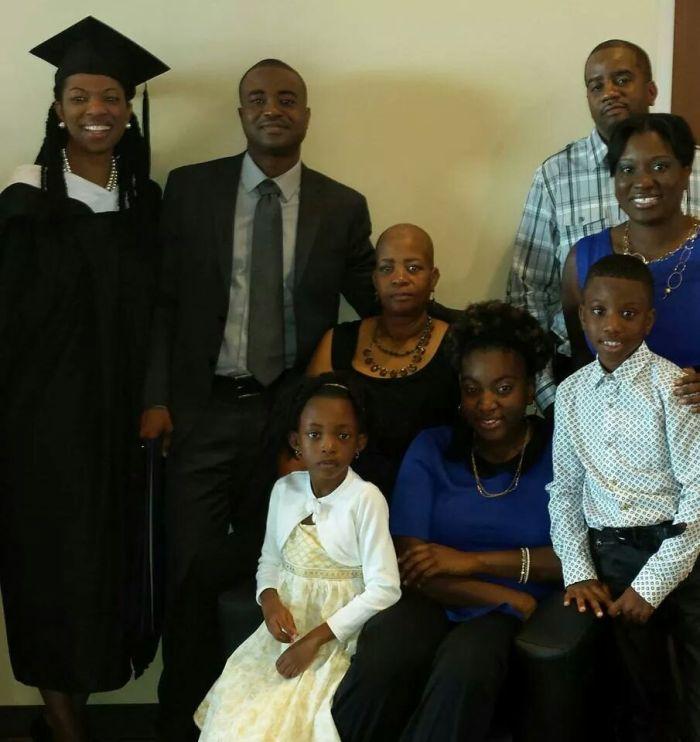 My Robinson Family!