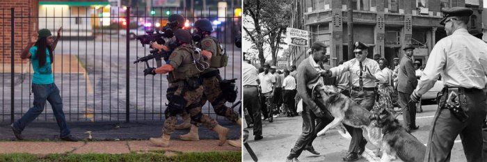 Left, Whitney Curtis for The New York Times; right, Bill Hudson, via Associated Press (Published at the NY Times)