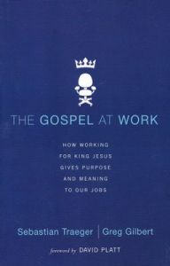 The Gospel at Work book cover
