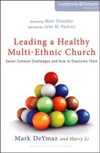 Leading a Multi-Ethnic Church book cover