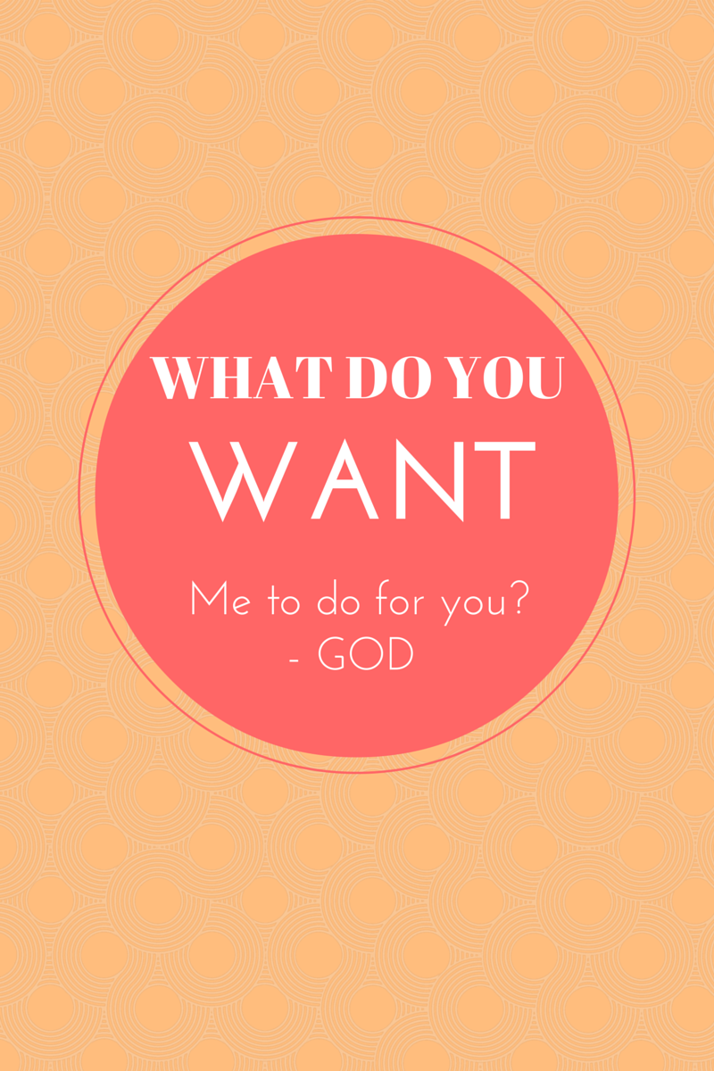 What Do You Need For Full Face Makeup: What Do You Want Me To Do For You_Desire