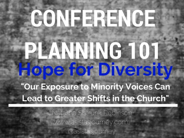 Hope for Diversity