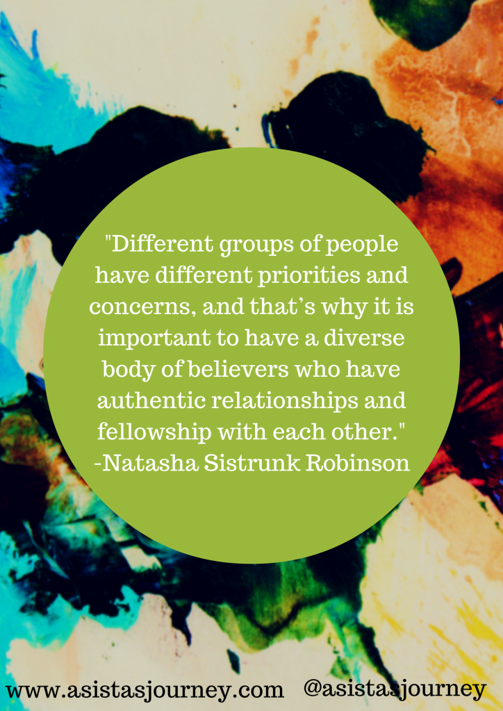 Cultural Competence and the Church