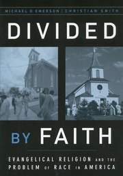 Divided by Faith book cover