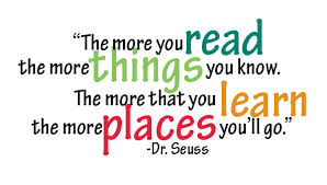 Dr. Seuss on Reading