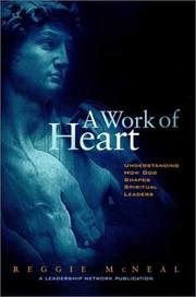 A Work of Heart book cover