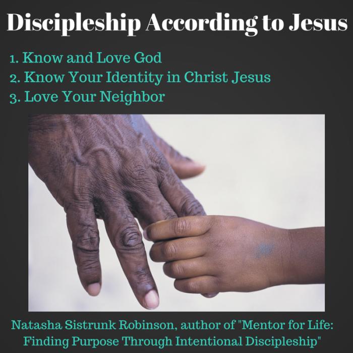 Discipleship According to Jesus