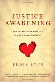 Justice Awakening Book Cover