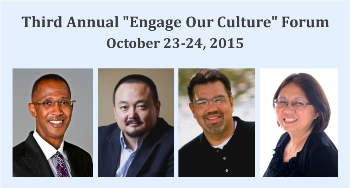 Engage our Culture Forum image