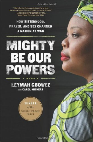 Mighty Be Our Powers Book cover