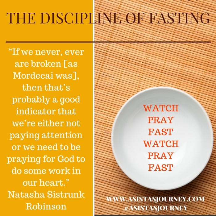 The Discipline of Fasting