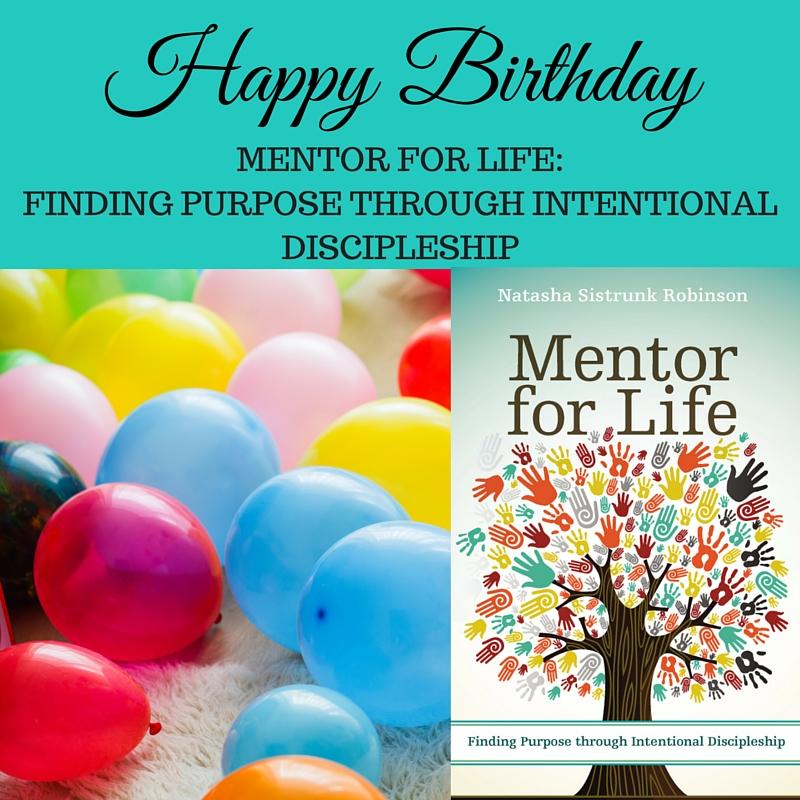Natasha S Study Happy Birthday Mentor For Life A Sista S Journey