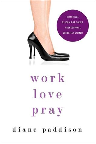 Work Love Pray book cover