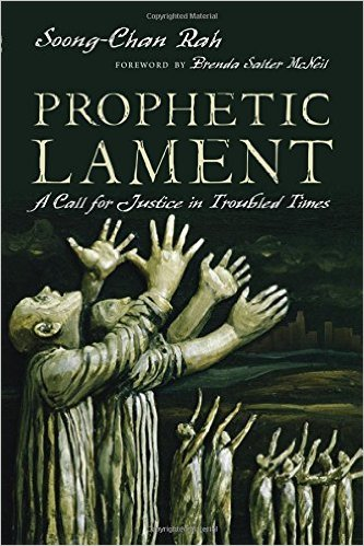 Prophetic Lament book cover