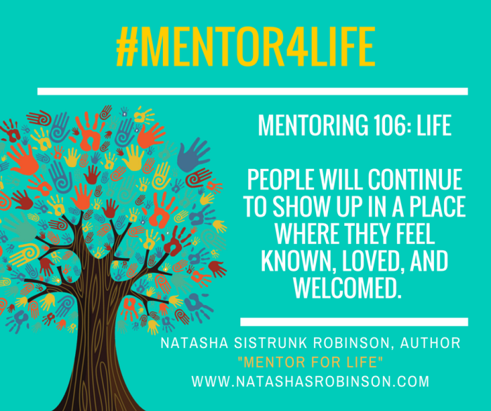 Mentor for Life Blog