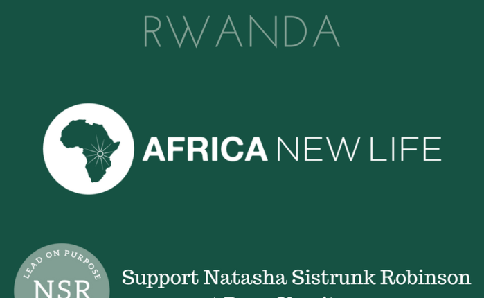 I'm Going toRwanda