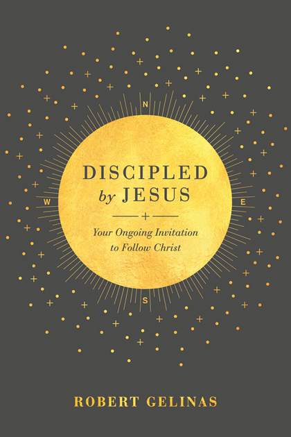 Discipled by Jesus book cover